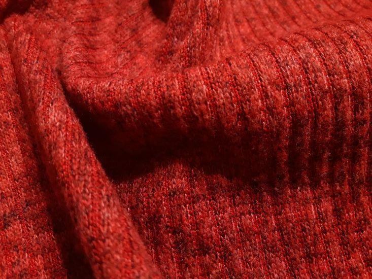 Ангора софт рубчик цвет красный