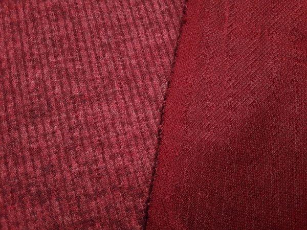 Ангора софт рубчик цвет бордо