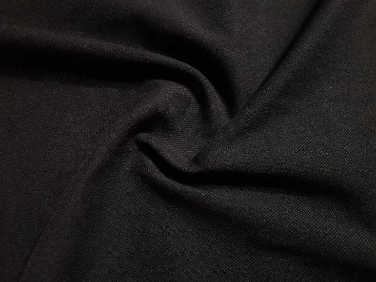 Бенгалин коттон стрейч цвет чёрный