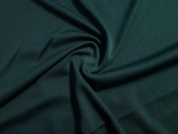 Подкладка трикотажная цвет тёмно зелёный бутылочный