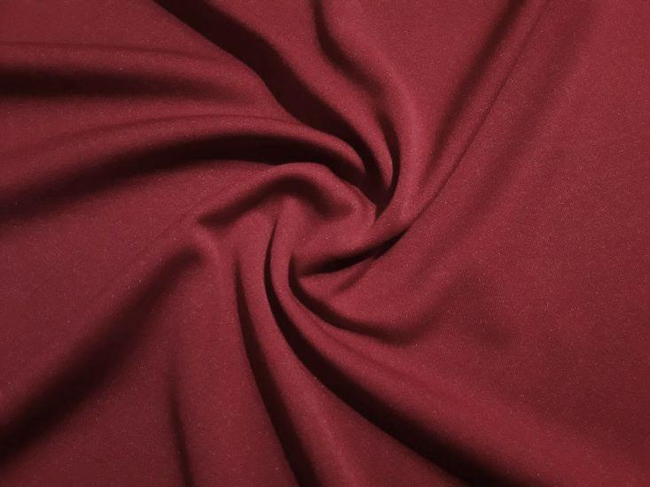 Подкладка трикотажная цвет тёмно красный