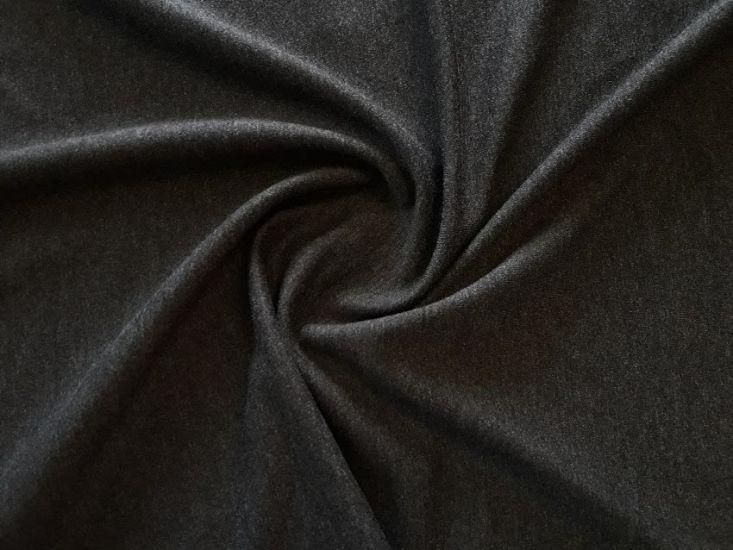 Двухнитка цвет графит (тёмносерый) 110