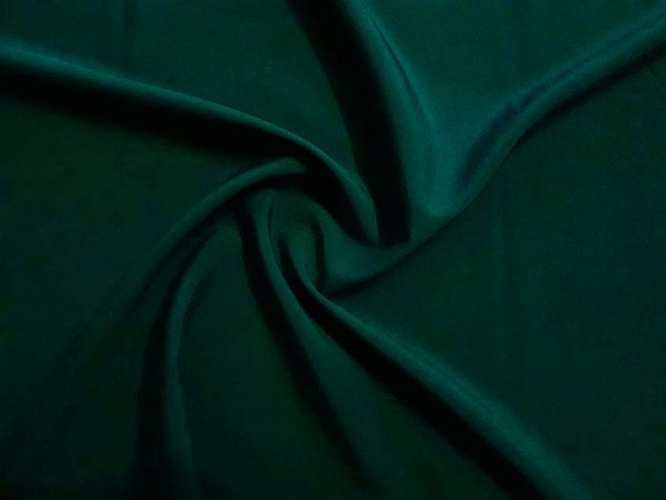 Шифон софт цвет тёмно зелёный бутылочный