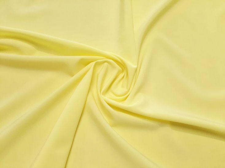 Шифон софт желтый (лимонный)