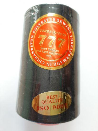 Нитки 777 цвет коричневый 014