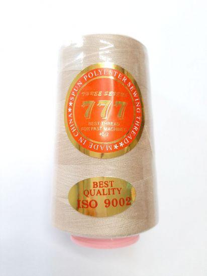 Нитки 777 цвет телесный 166