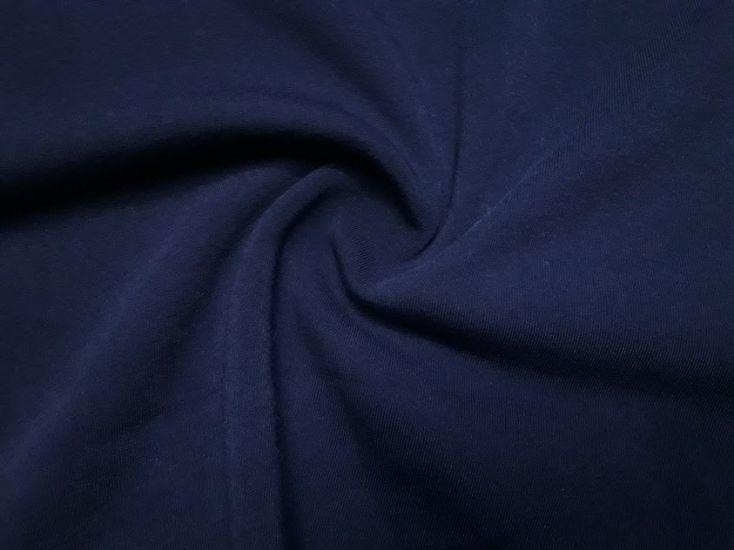 Трехнитка на флисе цвет темно-синий