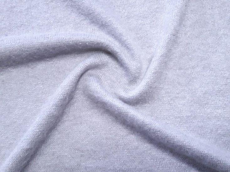 Трикотаж  ангора арктика цвет серый