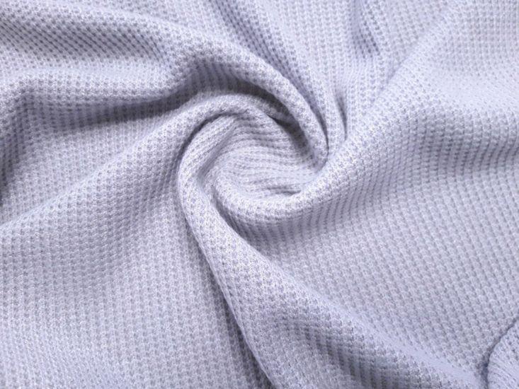Трикотаж вязаный цвет светло серый