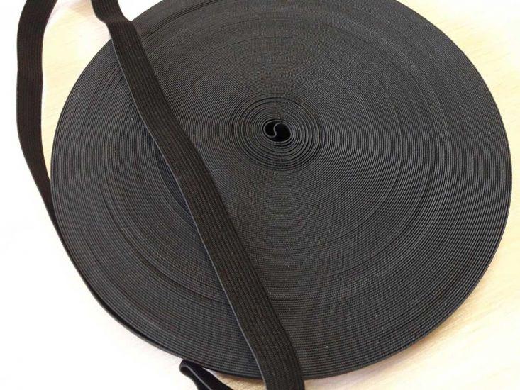 Резинка бельевая 2см цвет черный