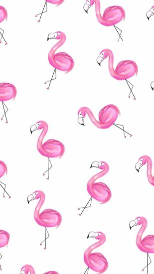 Сублимации фламинго 2