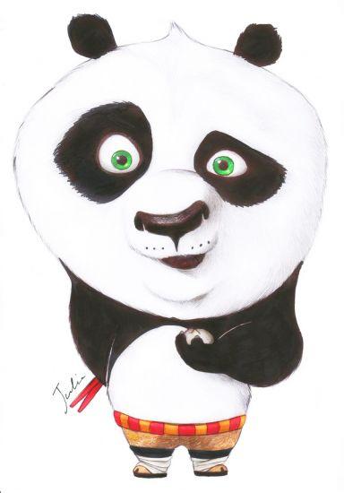 Сублимации панда