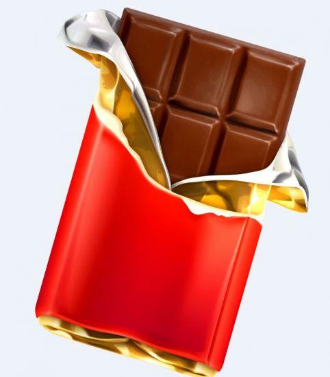 Сублимации Шоколадка