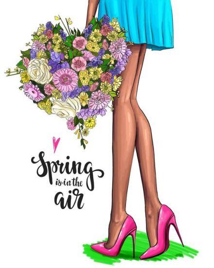 Сублимация весна в воздухе