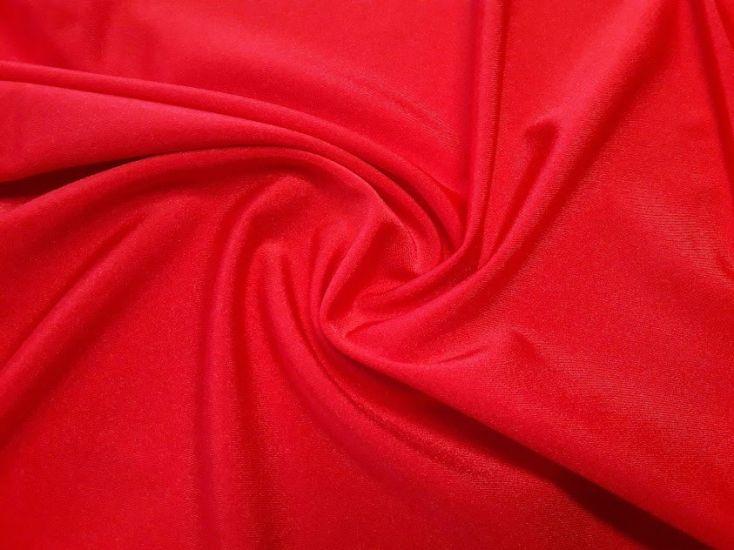 Бифлекс блестящий однотонный цвет красный