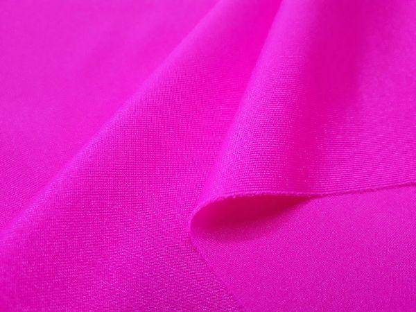 Бифлекс блестящий однотонный цвет малиновый неон