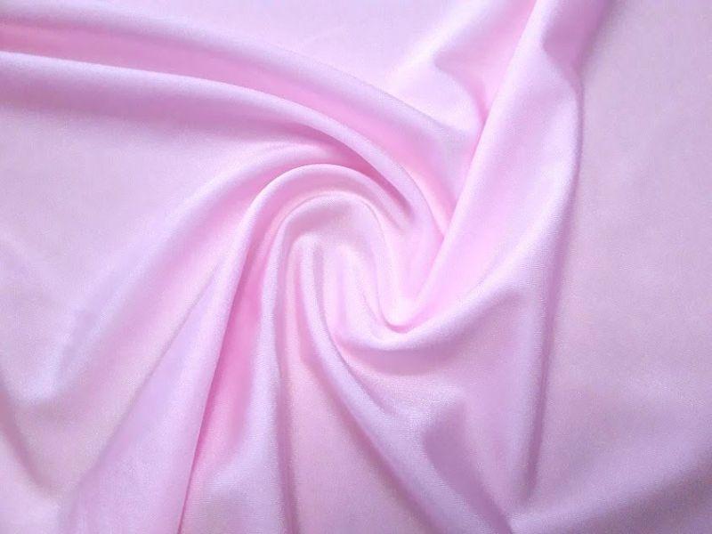 Бифлекс блестящий однотонный цвет нежно розовый