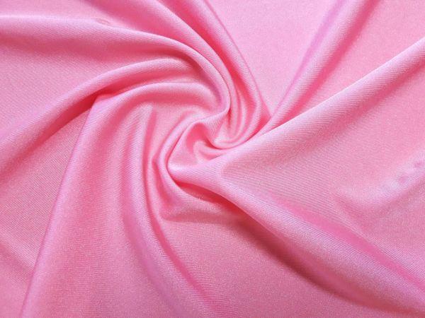 Бифлекс блестящий однотонный цвет розовый