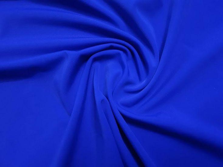 Бифлекс матовый однотонный цвет синий электрик