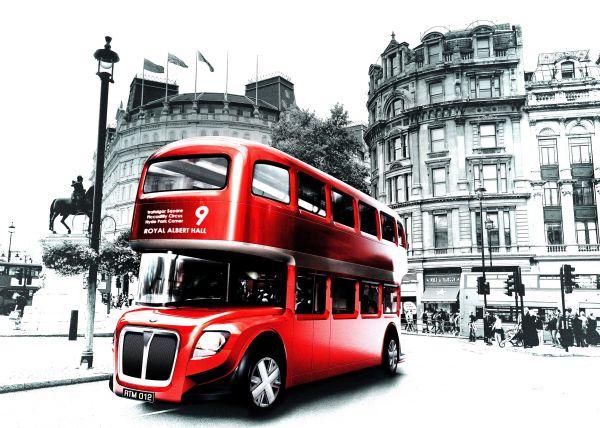Сублимации  Бус Лондон
