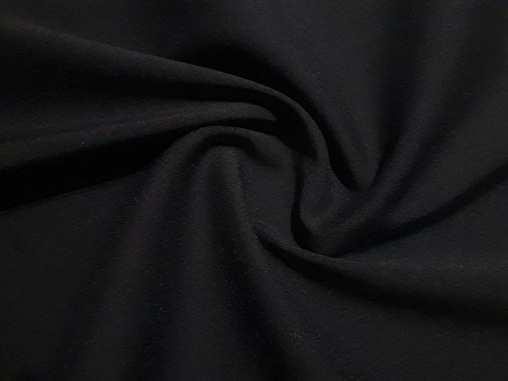 Коттон спандекс рубашка цвет черный