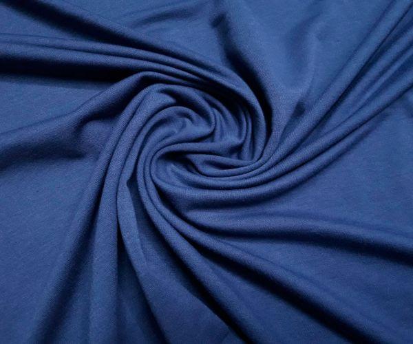 Двухнитка цвет синий джинс
