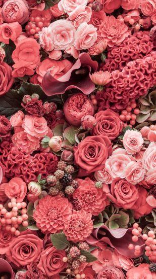 Сублимации цветы 7