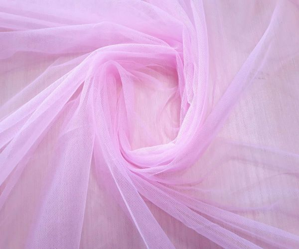 Евро сетка цвет розовый