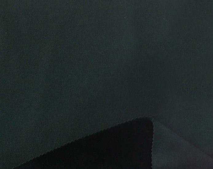 Трикотаж на меху цвет тёмно синий