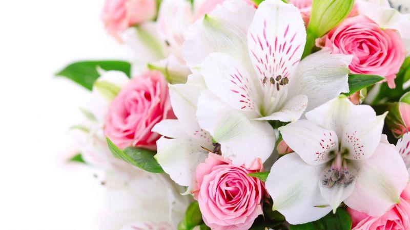 Сублимации цветы букет