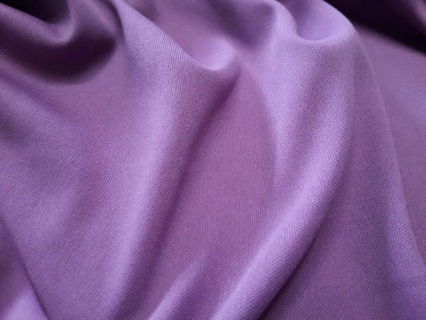 Подкладка трикотажная цвет лиловый