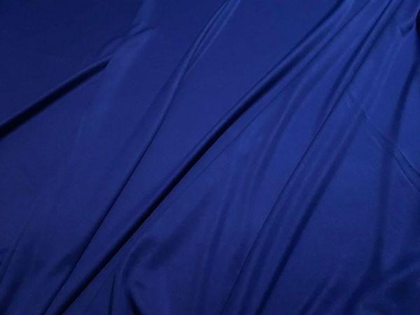 Подкладка трикотажная цвет синий элекрик