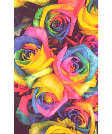 Сублимации цветы 6