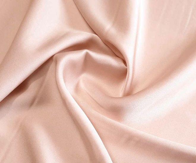 Шелк Армани полированный цвет телесный