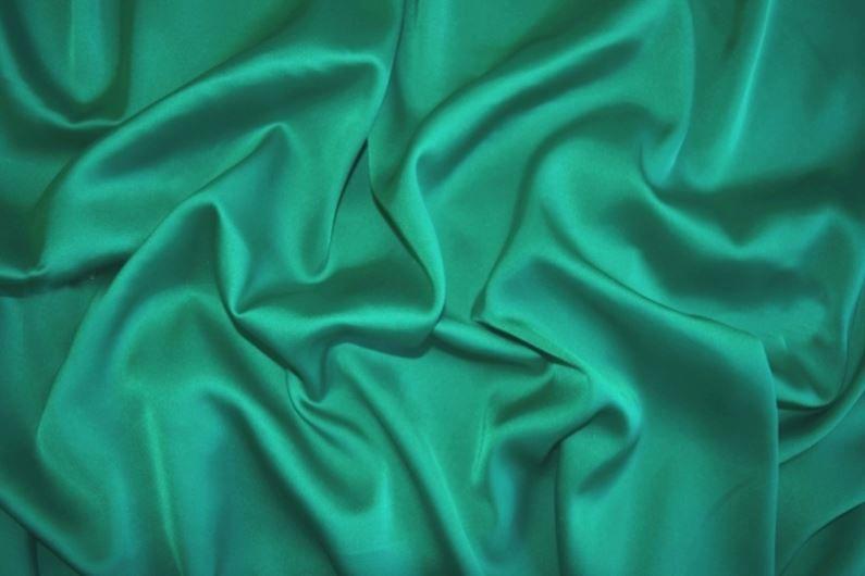 Шелк Армани цвет изумрудный