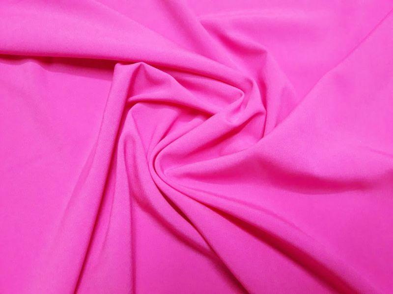 Шифон софт цвет ярко розовый