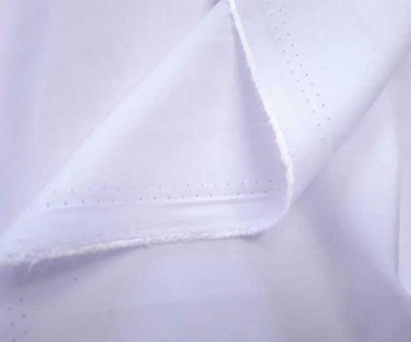 Штапель шелк цвет белый