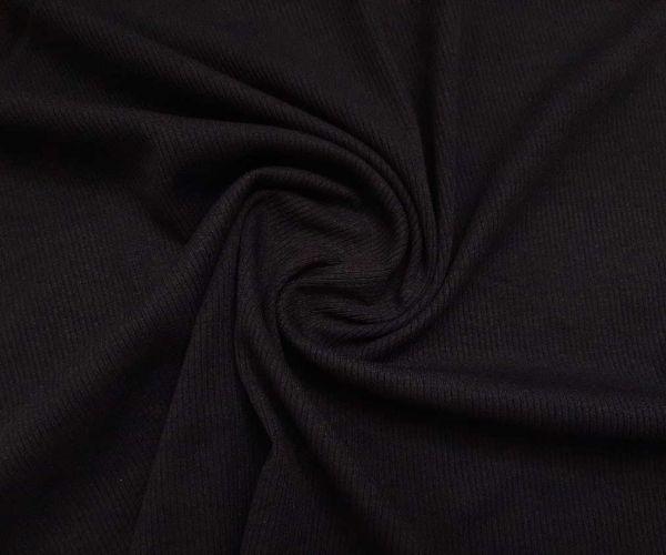 Трикотаж резинка цвет чёрный ожидается