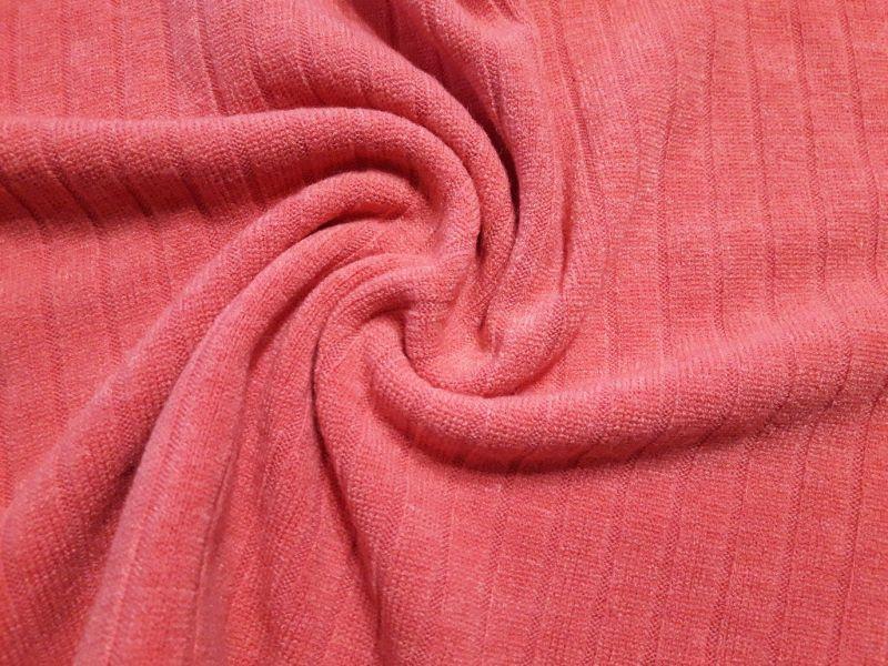 Ангора рубчик цвет малиновая пудра