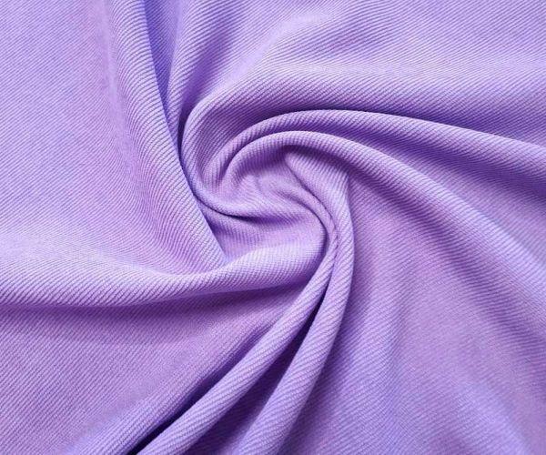 Микровельвет цвет лиловый