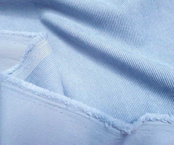 Микровельвет цвет пыльный голубой