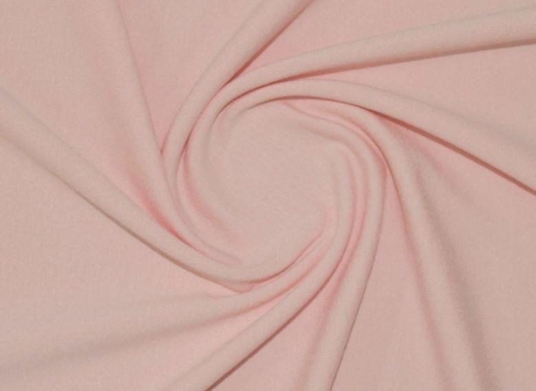 Трикотаж вискозный цвет пудра