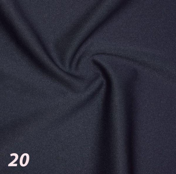 Трикотаж мис Мария цвет тёмно синий